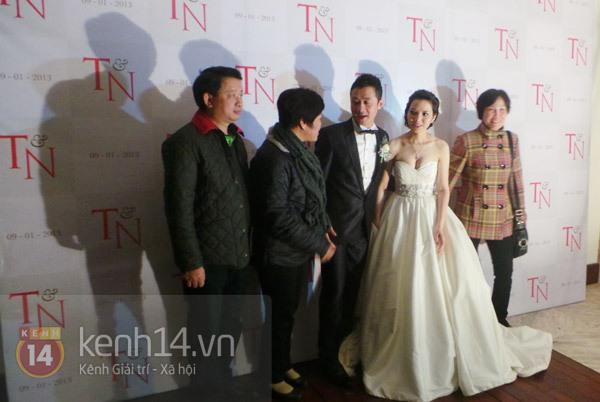 MC Anh Tuấn bí mật tổ chức đám cưới vào chiều qua 16
