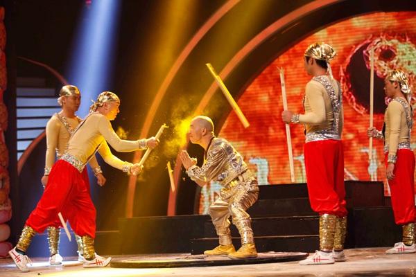 Giọng ca 10 tuổi gây bão tại Chung kết 2 Vietnam's Got Talent 8