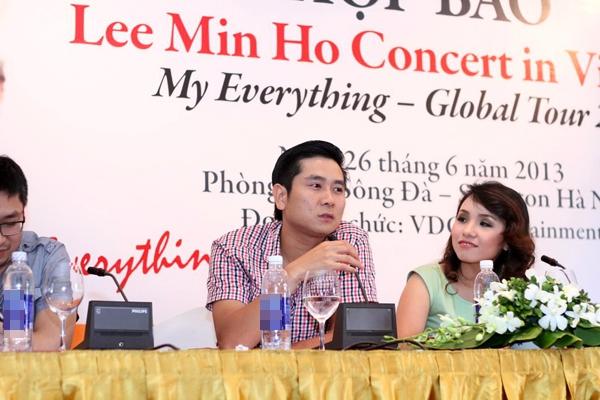 Bỏ gần 12 tỉ để Lee Min Ho về Việt Nam 3