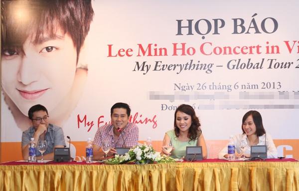 Bỏ gần 12 tỉ để Lee Min Ho về Việt Nam 2