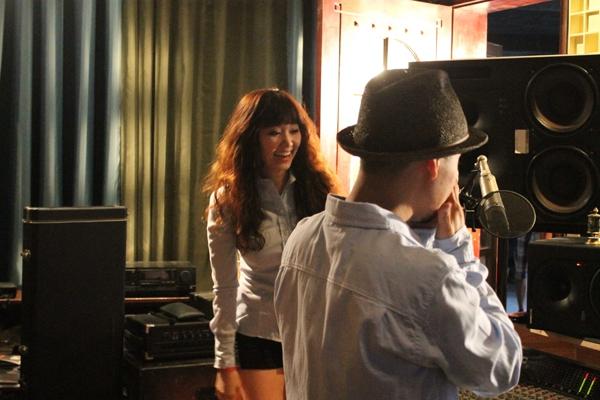 Rapper Tiến Đạt khoe bạn gái giống Hyorin (Sistar) 10