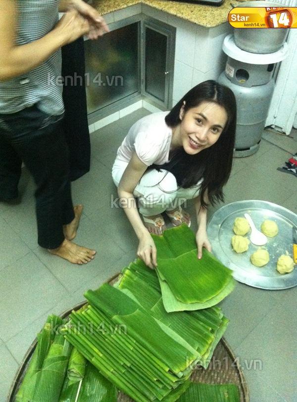 Những tài lẻ thú vị của mỹ nhân Việt 30