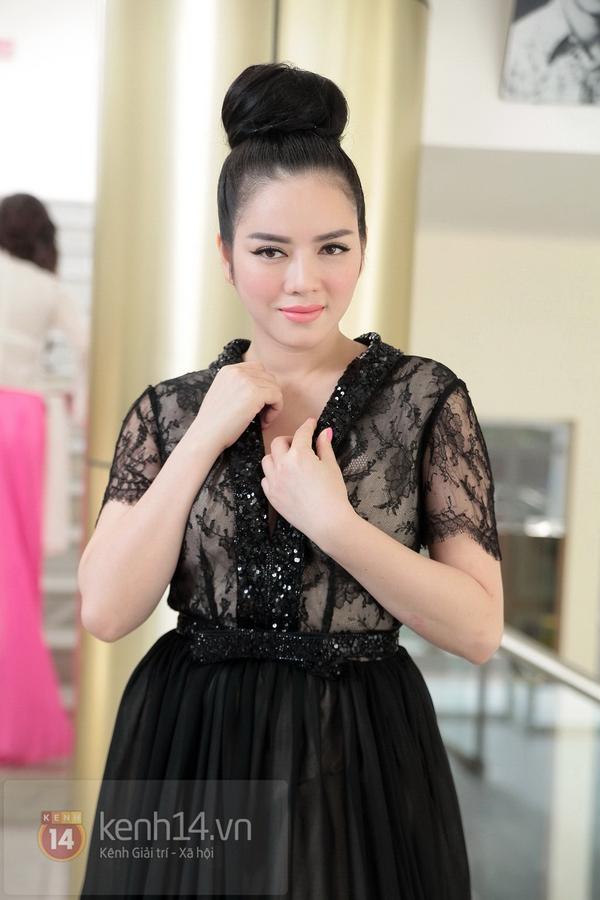 Lý Nhã Kỳ trở thành Đại sứ Nữ hoàng trang sức Việt Nam 2