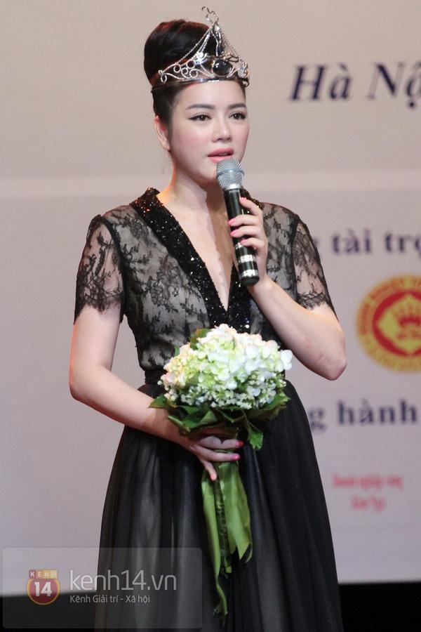 Lý Nhã Kỳ trở thành Đại sứ Nữ hoàng trang sức Việt Nam 5