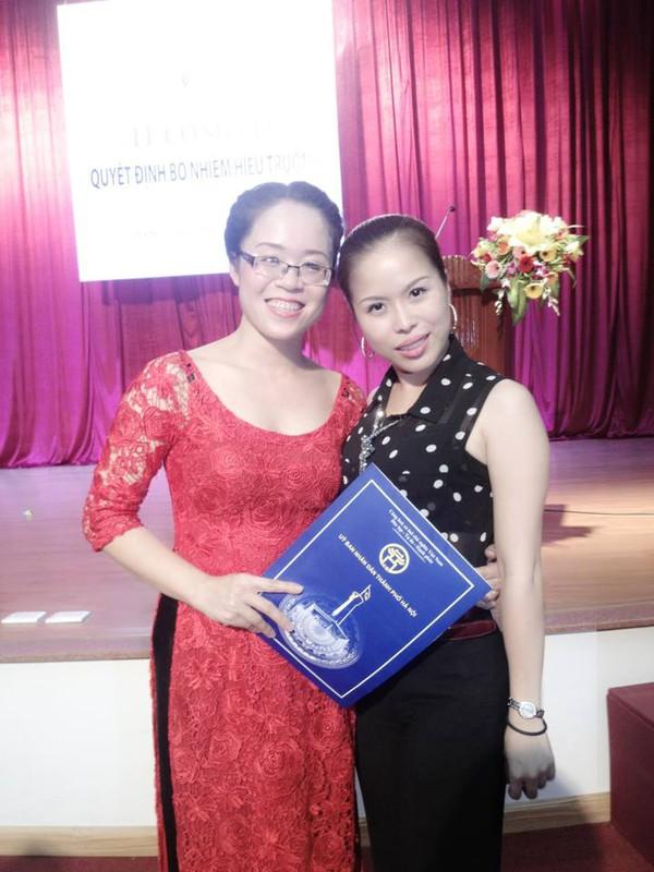 Những sao Việt thầm lặng làm nghề giáo 13