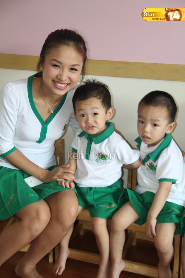 Những sao Việt thầm lặng làm nghề giáo 4