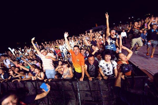 Monsoon Music Festival: Bữa tiệc âm nhạc chất lượng và văn minh 2