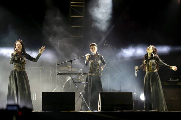 Monsoon Music Festival: Bữa tiệc âm nhạc chất lượng và văn minh 18
