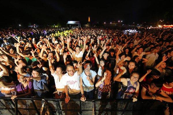 Monsoon Music Festival: Bữa tiệc âm nhạc chất lượng và văn minh 3