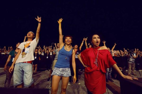 Monsoon Music Festival: Bữa tiệc âm nhạc chất lượng và văn minh 14