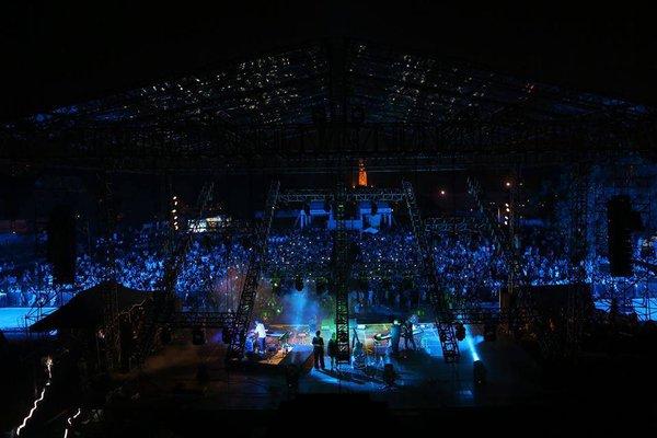 Monsoon Music Festival: Bữa tiệc âm nhạc chất lượng và văn minh 1