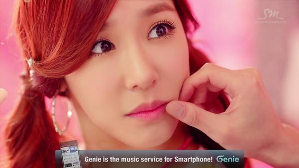 Học style make up của Yoona và Tiffany trong MV mới 2