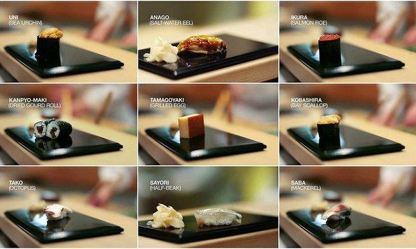 Sukiyabashi Jiro - Nơi có sushi ngon nhất thế giới 1