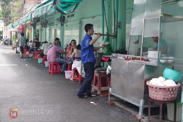 Hu tiu Nam Vang Saigon - Phnom Penh Noodles