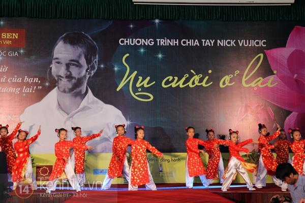 """Nick Vujicic: """"Tôi và vợ xin trân trọng cảm ơn tình cảm của người Việt Nam"""" 1"""