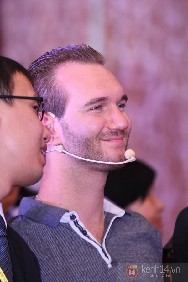 """Nick Vujicic: """"Tôi và vợ xin trân trọng cảm ơn tình cảm của người Việt Nam"""" 5"""
