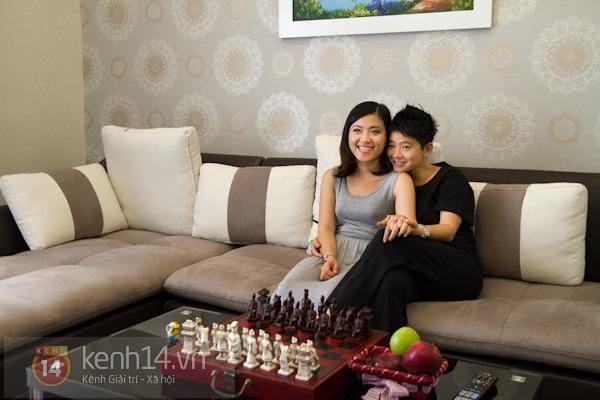 Chuyện tình 12 năm của cặp đôi đồng tính nữ Ái Linh - Thanh Phương 14