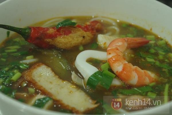 Sài Gòn: Đi ăn bún mắm thơm ngon ở quận 4 9