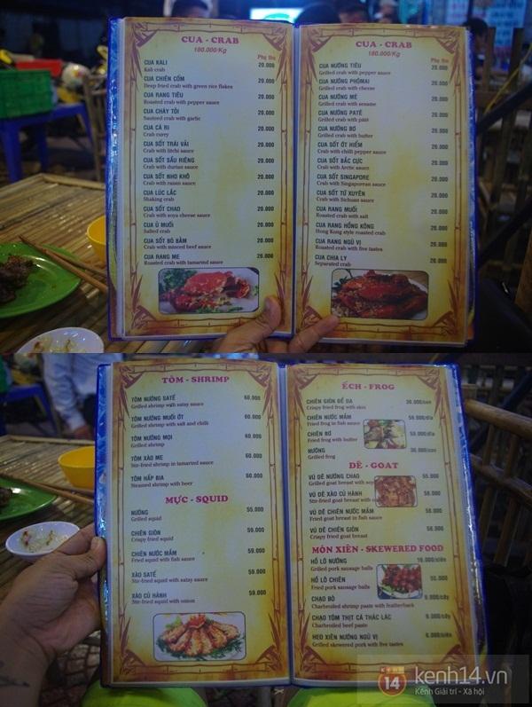 """Sài Gòn: Đi ăn cua 41 món """"sang chảnh"""" và đồ nướng siêu ngon ở quận 4 2"""