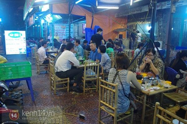 """Sài Gòn: Đi ăn cua 41 món """"sang chảnh"""" và đồ nướng siêu ngon ở quận 4 1"""