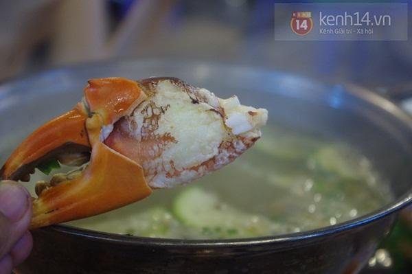 """Sài Gòn: Đi ăn cua 41 món """"sang chảnh"""" và đồ nướng siêu ngon ở quận 4 17"""