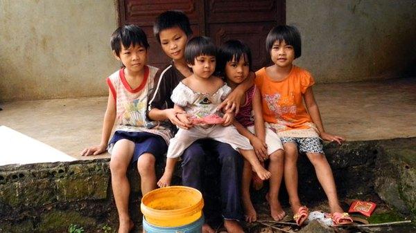 Sự thật phía sau câu chuyện 5 anh em mồ côi cha mẹ ở Đồng Nai