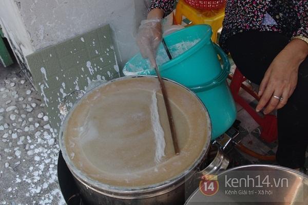 Bánh cuốn có nhân và bánh tôm siêu ngon ở Bình Thạnh 3