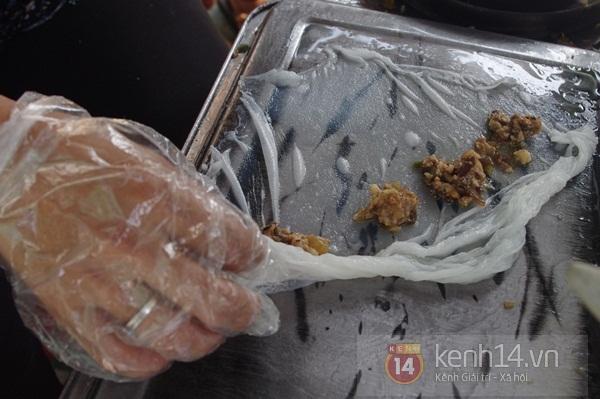 Bánh cuốn có nhân và bánh tôm siêu ngon ở Bình Thạnh 4