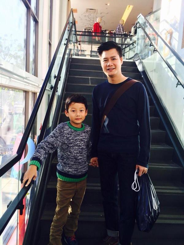 Những nhóc tì nhà sao Việt càng lớn càng xinh và chững chạc 20