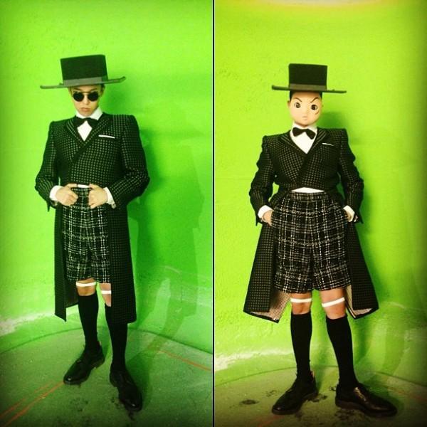 """G-Dragon tung hình độc """"nhử"""" fan cho single mới 1"""