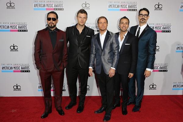 Backstreet Boys sắp trở lại với một album mới coóng 1