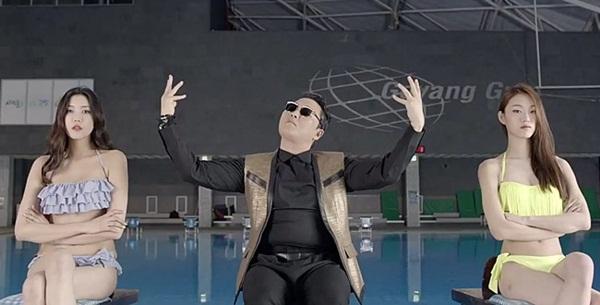 """MV """"Gentleman"""" của Psy: 6,9 triệu lượt view trong hơn 12 giờ 3"""