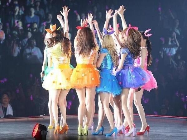 Cận cảnh tour diễn kỷ lục của SNSD tại Nhật Bản 21