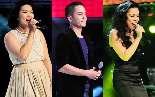 """Những điểm sáng trong tập 1 của """"The Voice Việt 2013"""" 4"""