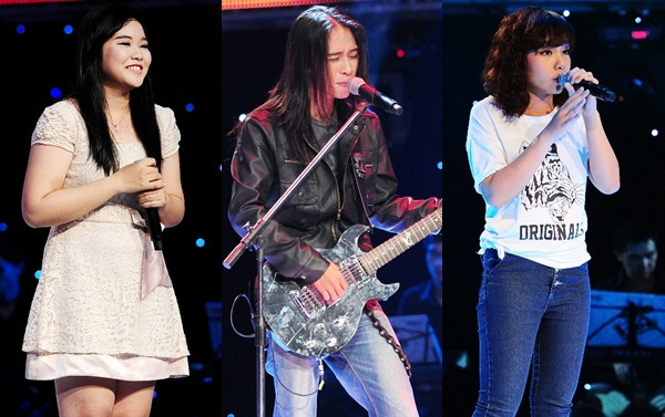"""Những điểm sáng trong tập 1 của """"The Voice Việt 2013"""" 5"""