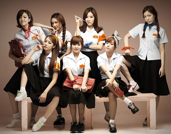 T-ara vs. After School: nhóm nữ nào xáo trộn nhất Kpop? 8