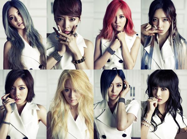 T-ara vs. After School: nhóm nữ nào xáo trộn nhất Kpop? 10