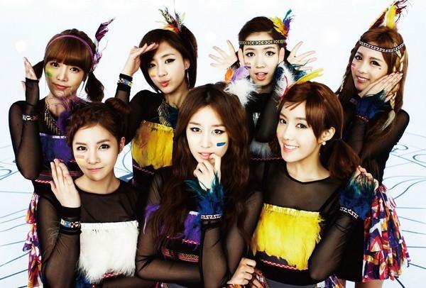 T-ara vs. After School: nhóm nữ nào xáo trộn nhất Kpop? 7