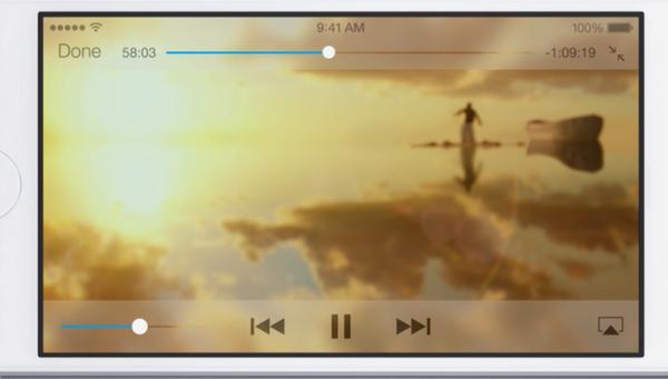 iOS 7 – Diện mạo mới, tương lai mới 5