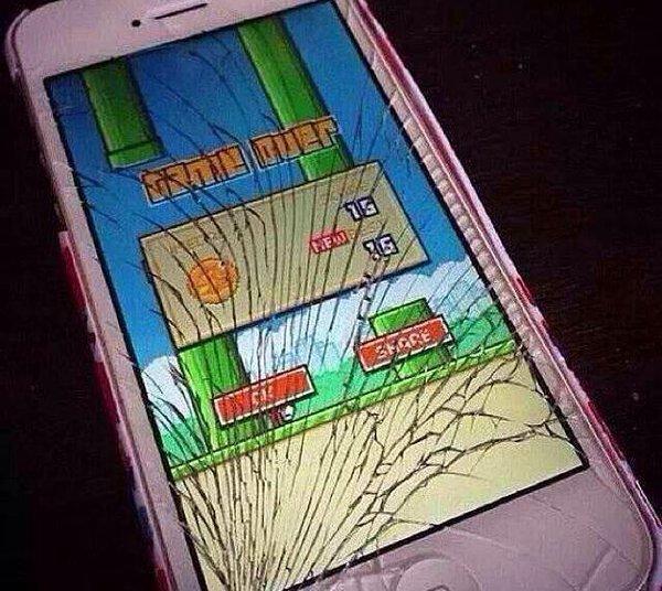 """Giải mã hiện tượng """"chú chim vỗ cánh"""" Flappy Bird 3"""