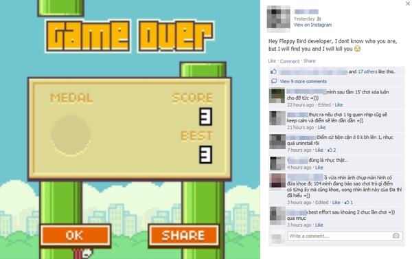 """Giải mã hiện tượng """"chú chim vỗ cánh"""" Flappy Bird 4"""