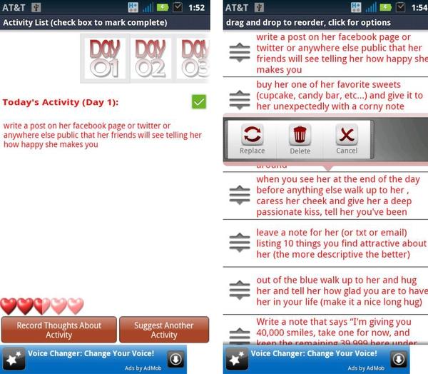 8 ứng dụng smartphone không thể thiếu cho mùa Valentine 2