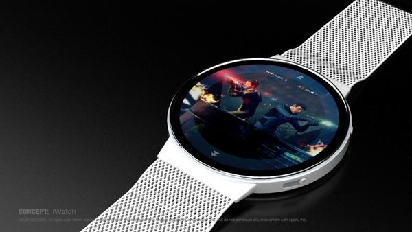 Mẫu thiết kế iWatch kết hợp hài hòa thời trang và công nghệ 5