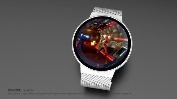 Mẫu thiết kế iWatch kết hợp hài hòa thời trang và công nghệ 6
