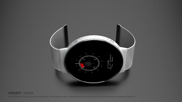 Mẫu thiết kế iWatch kết hợp hài hòa thời trang và công nghệ 7