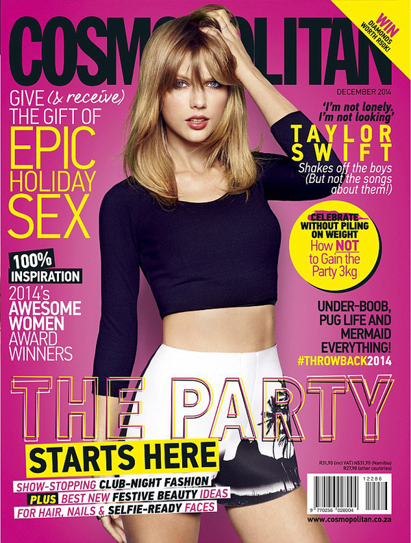 """Taylor Swift bức xúc vì bị gọi là """"lẳng lơ"""" 5"""