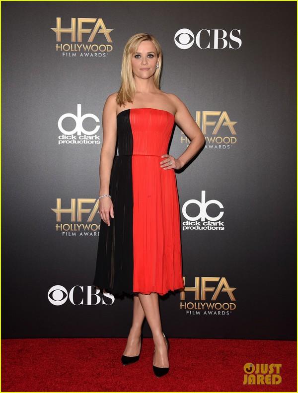 """Loạt siêu sao điện ảnh lộng lẫy dự """"Hollywood Film Awards 2014"""" 9"""