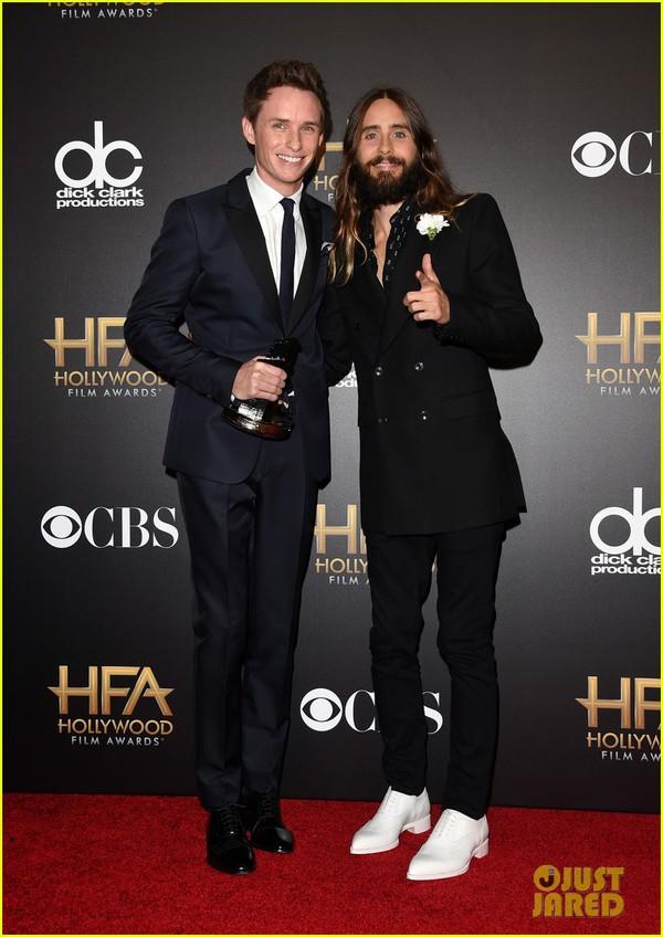 """Loạt siêu sao điện ảnh lộng lẫy dự """"Hollywood Film Awards 2014"""" 10"""