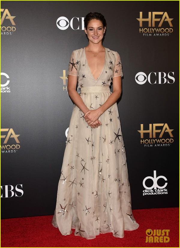 """Loạt siêu sao điện ảnh lộng lẫy dự """"Hollywood Film Awards 2014"""" 13"""