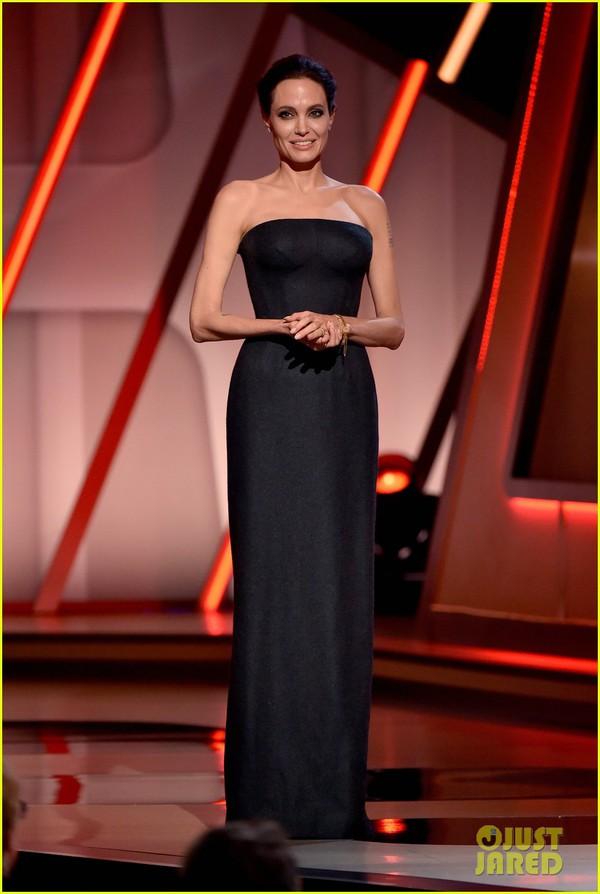 """Loạt siêu sao điện ảnh lộng lẫy dự """"Hollywood Film Awards 2014"""" 3"""